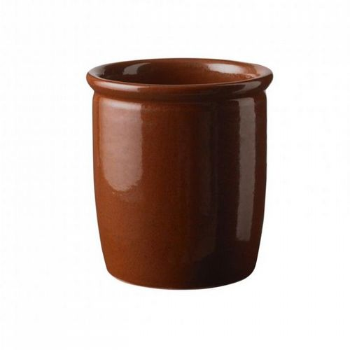 Pickling Jar - 1L - Brown